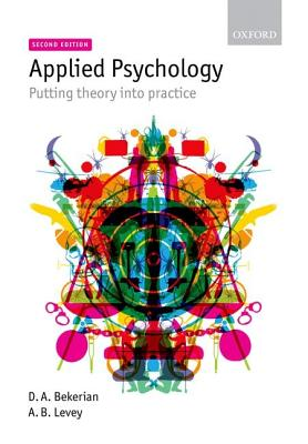 Applied Psychology By Bekerian, Debra/ Levey, Archie